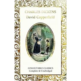 David Copperfield, Collectable Classics (Hardcover)
