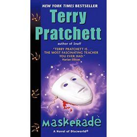 Maskerade: A Novel of Discworld (Mass Market)