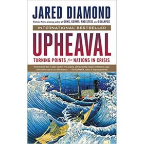 Upheaval: Turning Points for Nations in Crisis Export Edition (Mass Market)