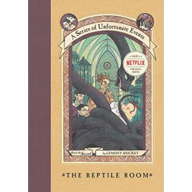The Reptile Room: A Series of Unfortunate Events, Book 2 (Hardcover)