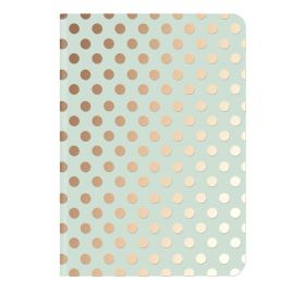 Te Neues: Midi Flexi GlamLine Dots Journal