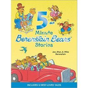 5-Minute Berenstain Bears Stories, Berenstain Bears (Hardcover)