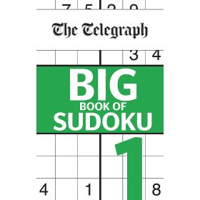 The Telegraph Big Book of Sudoku 1 (Paperback)