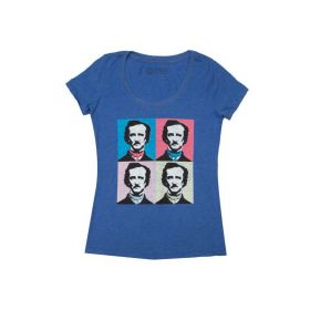 Out of Print: Pop Poe Women's Scoop T-Shirt (Small)