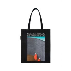 Out of Print: The Handmaid's Tale Tote Bag (Black)