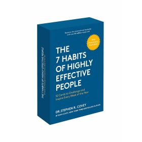 The 7 Habits of Highly Effective People: 30th Anniversary Card Deck (Cards)