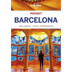 Lonely Planet Pocket: Barcelona, 6th Edition (Paperback)