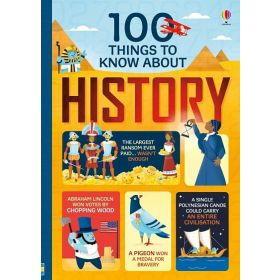 100 Things To Know About History (Hardcover)