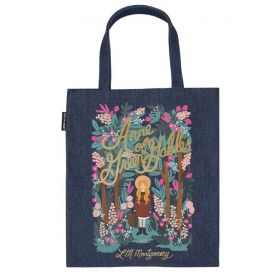 Out of Print: Anne of Green Gables (Puffin in Bloom) Tote Bag