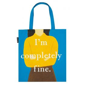 Out of Print: Eleanor Oliphant Tote Bag