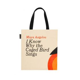 Out of Print: I Know Why the Caged Bird Sings Tote Bag