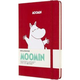 Moleskine Limited Edition Moomin Notebook, Ruled (Hardcover)