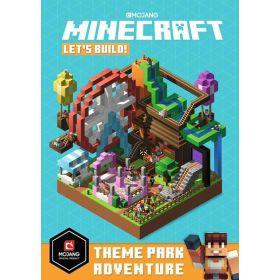 Minecraft Let's Build! Theme Park Adventure (Paperback)
