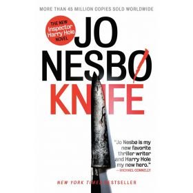 Knife: A Harry Hole, Book 12  (Paperback)