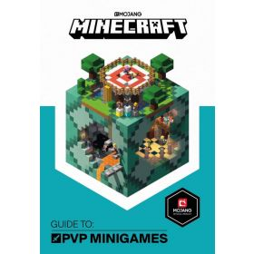 Minecraft: Guide to PVP Minigames (Hardcover)