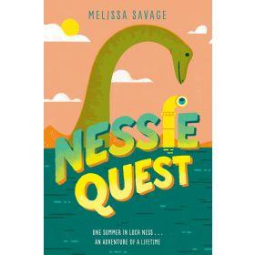 Nessie Quest (Hardcover)