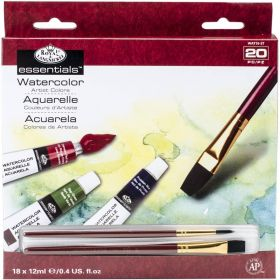Royal and Langnickel: Essentials 18-Piece Watercolor Paint