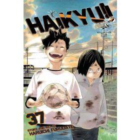 Haikyu!!, Vol. 37 (Paperback)