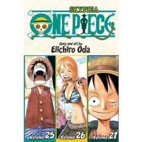 One Piece (3-in-1 Edition): Skypeia Vol. 25, 26 & 27 (Paperback)