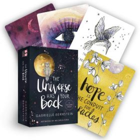The Universe Has Your Back: Transform Fear to Faith (Cards)