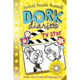 Dork Diaries: TV Star, Reissue (Paperback)