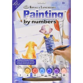 Royal & Langnickel: Painting by Number (Splish Splash)