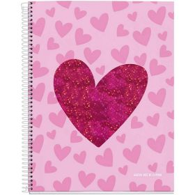 Miquelrius: A4 Spiral Notebook (Agatha Ruiz de la Prada - Lurex)