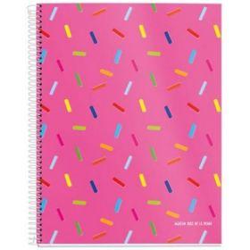 Miquelrius: A5 Spiral Notebook (Agatha Ruiz de la Prada - Candy)