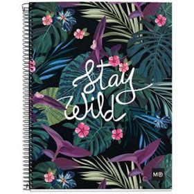 Miquelrius: Spiral A5 Notebook (Stay Wild)