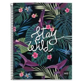 Miquelrius: A4 Notebook Stay Wild