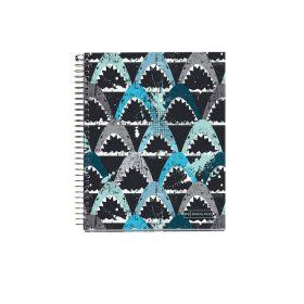 Miquelrius: A4 Striped Horizontal Shark Notebook