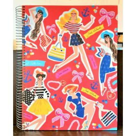 Miquelrius: A4 Spiral Notebook (Jordi Labanda, Pun Ups)