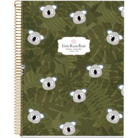 Miquelrius: A4 Spiral Notebook- Grid (Jordi Labanda, Koala)