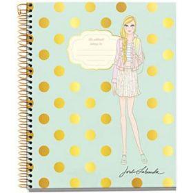 Miquelrius: A4 Spiral Notebook (Jordi Labanda - Girl)