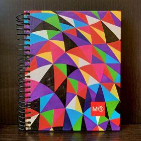 Miquelrius: A6 Spiral Notebook (Futurefunk, Mult. Art)