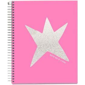 Miquelrius: A5 Notebook (Agatha Ruiz de la Prada - Estrellas)