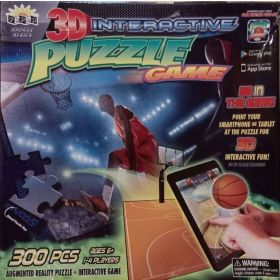 3D Interactive Puzzle Game