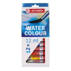 Royal Talens: Art Creation 12-Color Watercolour Set (12 ml)