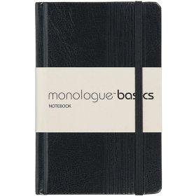Monologue Basic Notebook A5