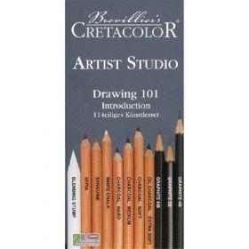 Cretacolor Artist Studio Drawing Set 101