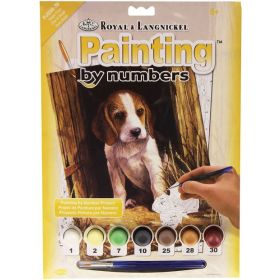 Royal & Langnickel: Painting by Numbers (Beagle Puppy)