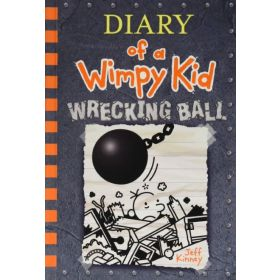 Wrecking Ball: Diary of a Wimpy Kid, Book 14, Exclusive Edition (Hardcover)