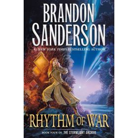 Rhythm of War: The Stormlight Archive, Book 4 (Hardcover)