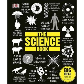 The Science Book: Big Ideas Simply Explained (Hardcover)