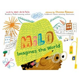 Milo Imagines the World (Hardcover)