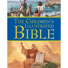 The Kingfisher Children's Illustrated Bible (Hardcover)