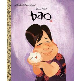Disney Pixar: Bao, Little Golden Book (Hardcover)