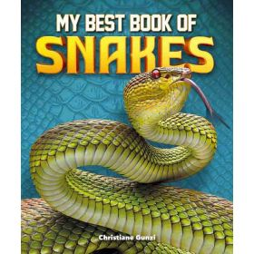 My Best Book of Snakes (Paperback)