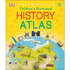 Children's Illustrated History Atlas: Visual Encyclopedia (Hardcover)