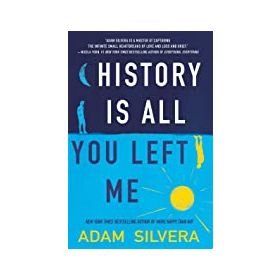 History is All You Left Me (Paperback)